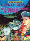 Cover for Beta Comic Art Collection (Condor, 1985 series) #14 - Hard Skin II - Die Desperado-Mission