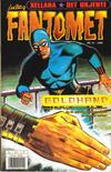 Cover for Fantomet (Hjemmet / Egmont, 1998 series) #21/1998