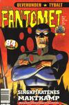 Cover for Fantomet (Semic, 1976 series) #17/1996