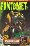 Cover for Fantomet (Semic, 1976 series) #11/1995