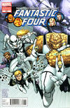Cover for Fantastic Four (Marvel, 2012 series) #601 [Camuncoli Variant]