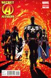 Cover Thumbnail for Secret Avengers (2010 series) #19 [Variant Edition]