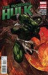 Cover Thumbnail for The Incredible Hulk (2011 series) #1 [2nd Printing Variant by Marc Silvestri]