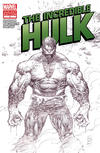 Cover Thumbnail for The Incredible Hulk (2011 series) #1 [Marc Silvestri Sketch Variant]