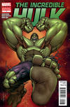 Cover Thumbnail for The Incredible Hulk (2011 series) #1 [Dale Keown Variant]