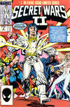 Cover for Secret Wars II (Marvel, 1985 series) #6 [Second Printing - Direct]