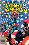 Cover for Captain America Annual (Marvel, 1971 series) #6 [Newsstand]