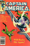 Cover for Captain America (Marvel, 1968 series) #297 [Newsstand]