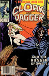 Cover Thumbnail for Cloak and Dagger (1983 series) #3 [Newsstand Edition]