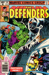 Cover for The Defenders (Marvel, 1972 series) #85 [Newsstand]