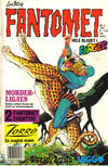 Cover for Fantomet (Semic, 1976 series) #9/1991