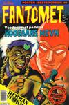 Cover for Fantomet (Semic, 1976 series) #16/1992