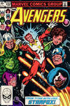 Cover Thumbnail for The Avengers (1963 series) #232 [Direct Edition]