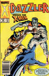 Cover Thumbnail for Dazzler (1981 series) #38 [Newsstand Edition]