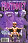 Cover for Fantomet (Hjemmet / Egmont, 1998 series) #15/2000