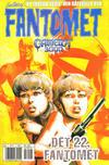Cover for Fantomet (Hjemmet / Egmont, 1998 series) #16/2000