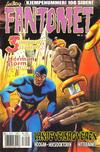 Cover for Fantomet (Hjemmet / Egmont, 1998 series) #6/2001