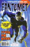 Cover for Fantomet (Hjemmet / Egmont, 1998 series) #1/2003