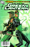 Cover Thumbnail for Green Lantern (2005 series) #7 [Newsstand]