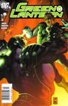 Cover Thumbnail for Green Lantern (2005 series) #8 [Newsstand]