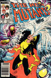 Cover for The New Mutants (Marvel, 1983 series) #15 [Newsstand]