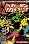 Cover Thumbnail for Power Man and Iron Fist (1981 series) #85 [Newsstand Edition]