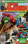 Cover for Team America (Marvel, 1982 series) #2 [Newsstand]