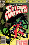 Cover for Spider-Woman (Marvel, 1978 series) #47 [Newsstand]
