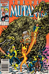 Cover Thumbnail for The New Mutants (1983 series) #47 [Newsstand Edition]