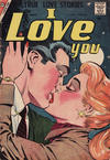 Cover for I Love You (Charlton, 1955 series) #21