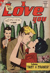 Cover for I Love You (Charlton, 1955 series) #39