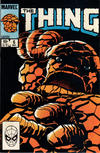 Cover for The Thing (Marvel, 1983 series) #6 [Direct]