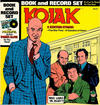 Cover for Kojak [Book and Record Set] (Peter Pan, 1976 series) #518