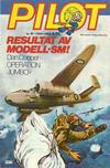 Cover for Pilot (Semic, 1970 series) #4/1980