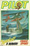 Cover for Pilot (Semic, 1970 series) #6/1978