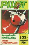 Cover for Pilot (Semic, 1970 series) #9/1977