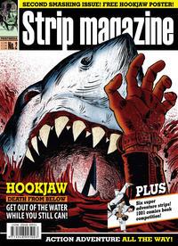 Cover for Strip Magazine (Print Media, 2011 series) #2