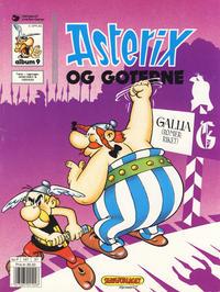 Cover Thumbnail for Asterix (Hjemmet / Egmont, 1969 series) #9 - Asterix og goterne [7. opplag]