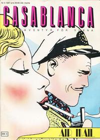 Cover Thumbnail for Casablanca (Epix, 1987 series) #4/1987