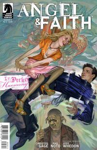 Cover Thumbnail for Angel & Faith (Dark Horse, 2011 series) #5
