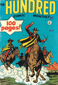 Cover Thumbnail for The Hundred Comic Monthly (K. G. Murray, 1956 ? series) #6