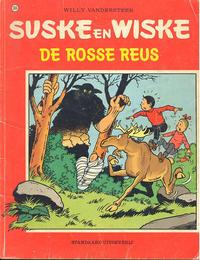 Cover Thumbnail for Suske en Wiske (Standaard Uitgeverij, 1967 series) #186 - De rosse reus