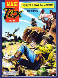 Cover Thumbnail for Maxi Tex (Hjemmet / Egmont, 2008 series) #18