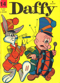 Cover Thumbnail for Daffy (Allers Forlag, 1959 series) #14/1959