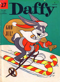 Cover Thumbnail for Daffy (Allers Forlag, 1959 series) #27/1959