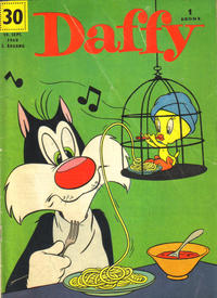 Cover Thumbnail for Daffy (Allers Forlag, 1959 series) #30/1960