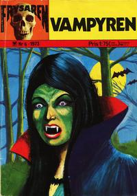 Cover Thumbnail for Frysaren (Williams Förlags AB, 1972 series) #6/1973