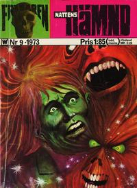 Cover Thumbnail for Frysaren (Williams Förlags AB, 1972 series) #9/1973