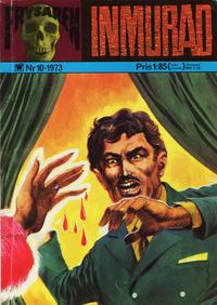 Cover for Frysaren (Williams Förlags AB, 1972 series) #10/1973