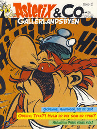 Cover Thumbnail for Asterix & Co (Hjemmet / Egmont, 2002 series) #1